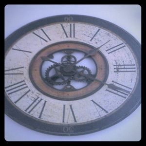 Used, A  clock for sale
